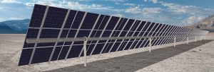 MONOLINE, PVH's photovoltaic trackers solutions