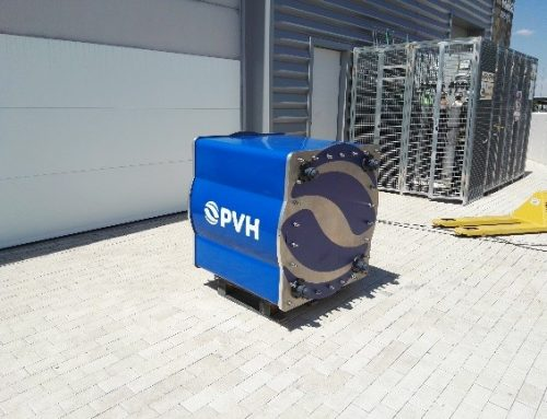 PVH STORAGE LAUNCHES ITS FIRST 100 KW – 600 KWH CONTAINERIZED BATTERY SOLUTION