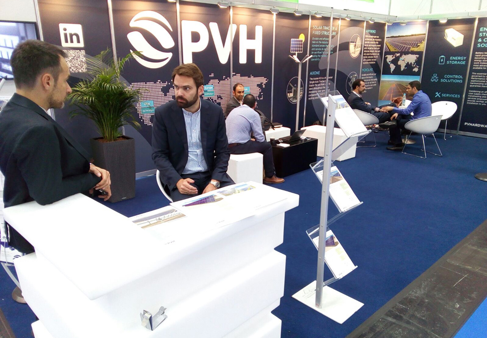 PVH exhibits at Intersolar Europe 2017