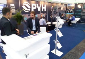 PVHardware stand at Intersolar Europe 2017