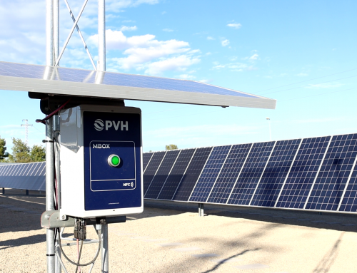PVH offers long-range reliable communication with LoRa technology