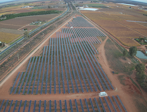 PVH will supply its Axone Duo tracker at Europe's largest PV power plant