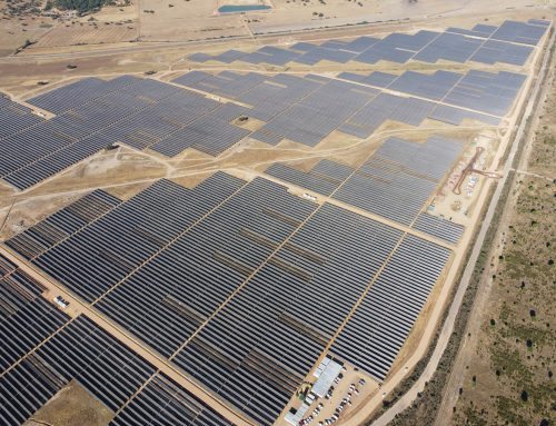 PVH supplies Axone Duo at Repsol's largest photovoltaic plant in Spain